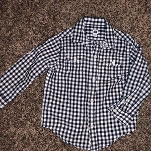 Janie and Jack Button Up dress shirt